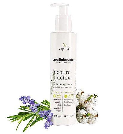 Condicionador Couro Detox 200ml | Vegana