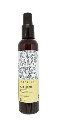 Água Floral de Lemongrass 200ml | Herbia