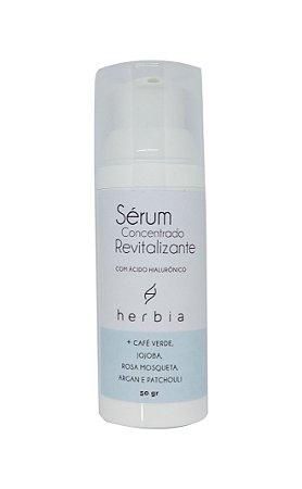 Sérum Facial com Ácido Hialurônico 50g | Herbia