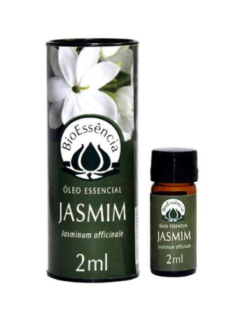 Óleo Essencial Jasmim 2ml | BioEssência