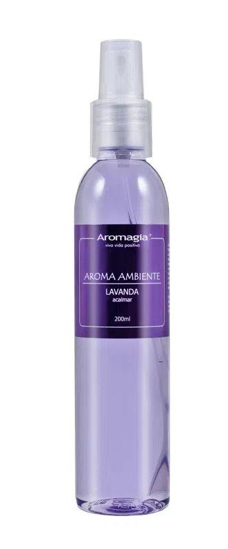 Spray de Ambiente Lavanda 200ml | Aromagia