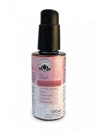Gel Serum Hidratante Condessa 100ml | Bioessência