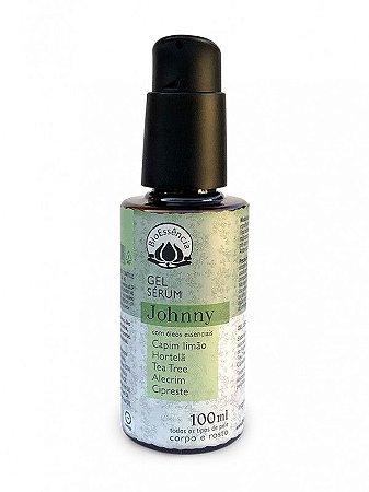 Gel Serum Hidratante Jhonny 100ml   Bioessência