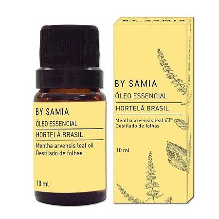 Óleo Essencial Hortelã Brasil 10ml   By Samia