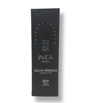 Incenso Terapêutico Natural SALVIA BRANCA Edição Especial | Inca Aromas