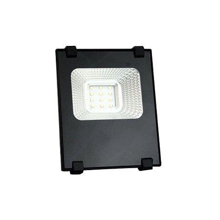 Refletor Holofote Led Verde 10w Bivolt Resistente a Agua