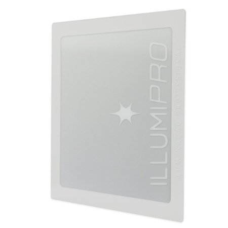 Luminária Painel Plafon Led 3w Branco Quente Quadrado Embutir