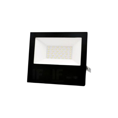 Refletor Holofote Led Luz Branca 100w Bivolt Resistente Agua
