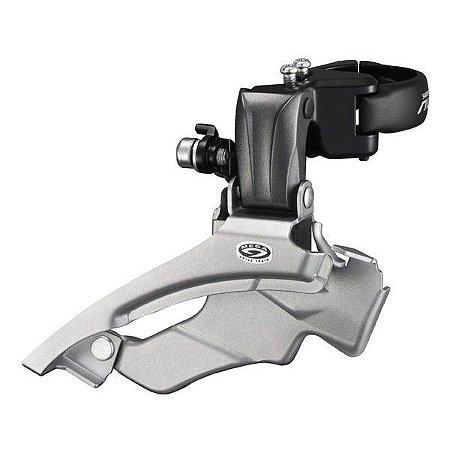 Cambio Dianteiro Shimano Altus FD-M371 Dual-Pull Mtb