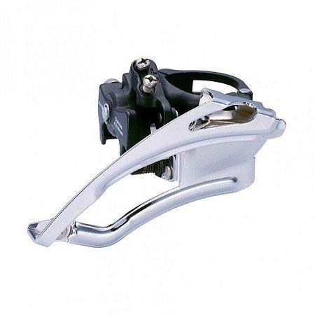 Cambio Dianteiro Microshift Fd-M50 27v Padrão Shimano