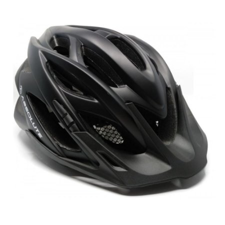 Capacete Ciclismo Absolute Wild Led sinalizador 57-60