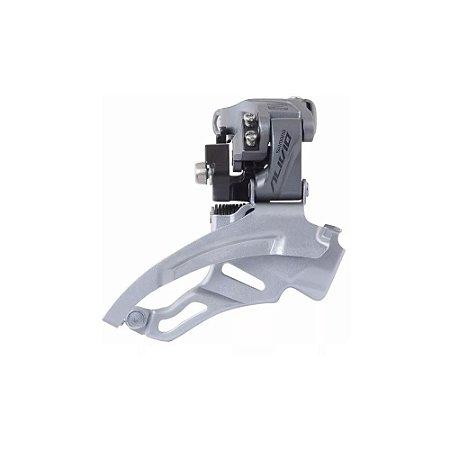 Cambio Dianteiro Shimano Alivio FD-M4000 Dual Pull MTB