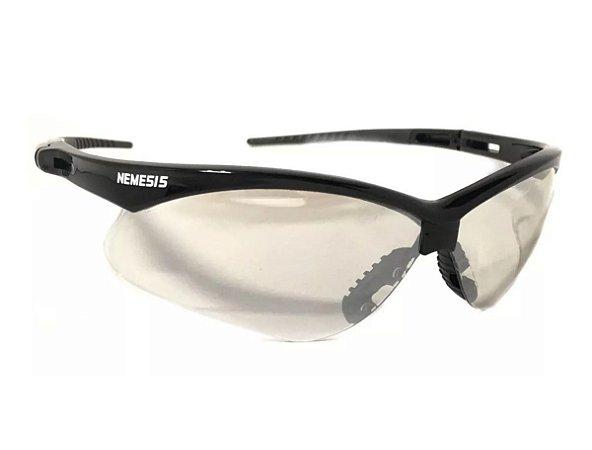 Óculos Nemesis Flex G12 Preto Lente In-out Dia E Noite Bike