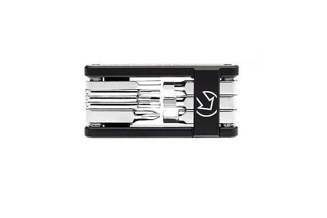 Mini Ferramenta Shimano Pro 8 Funções Minitool Mtb Xc Speed - Kit