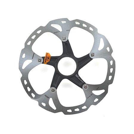 Disco Rotor De Freio Shimano Deore Xt SM-RT81 180mm Ice Tech