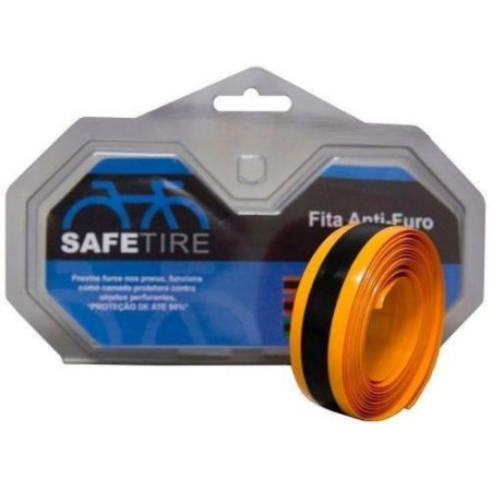 Fita Protetora Antifuro Safetire Aro 27 E 700 23mm X 2,2m - Par