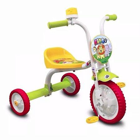 Triciclo 3 Rodas Infantil Criança Nathor You 3 Kids Unissex