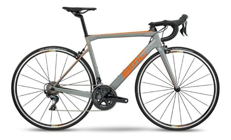 Bicicleta Bmc Teammachine Slr02 One Ultegra 22v Cinza Laranja