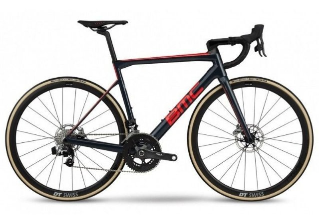 Bicicleta Bmc Teammachine Slr01 Two Disc 2019 Sram Red Etap Tam 51