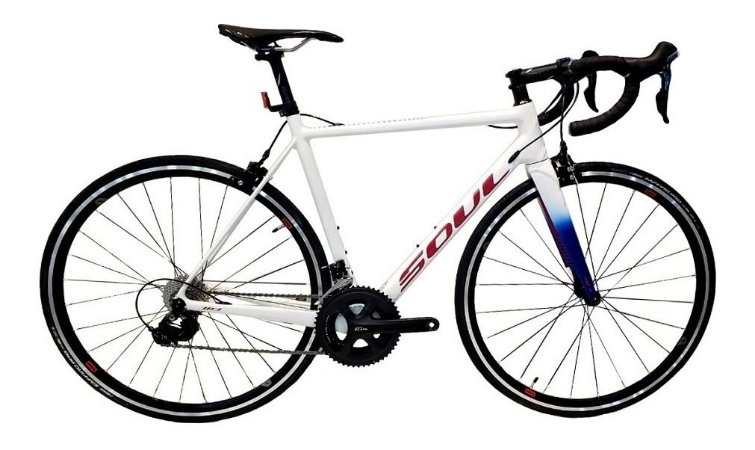 Bicicleta Speed Soul 3r3 Carbon 22v Shimano 105 Tam 54