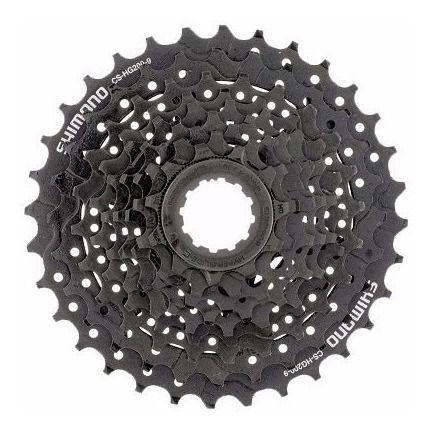 Cassete Shimano 9v Hg200 11-34 Dentes Bike Mtb Bicicleta K7