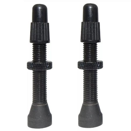 Válvulas Tubeless Tsw 60mm Valvula Remota Aluminio - Par