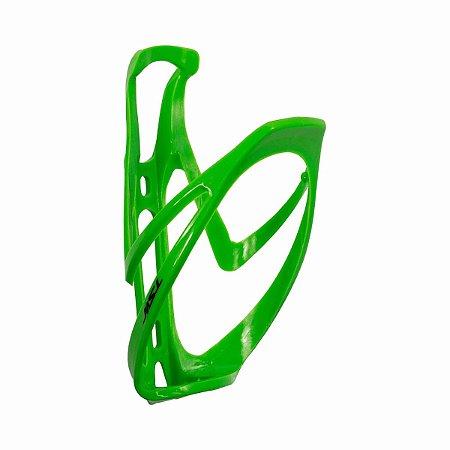 Suporte Caramanhola Garrafa Tsw Nylon Verde Mtb Bicicleta