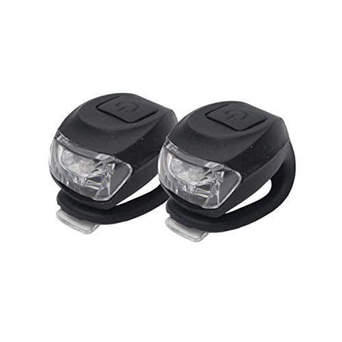 Farol e Vista Light Sapinho TSW Preto LED Vermelho e Branco Flash
