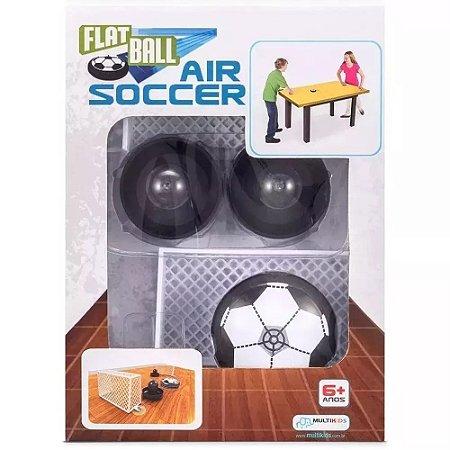 Bola Flat Ball Air Soccer Multikids Futebol De Mesa Br373