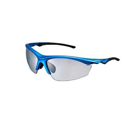Óculos  Shimano CE-EQX2-PH Fotocromático Azul  Troca Lentes