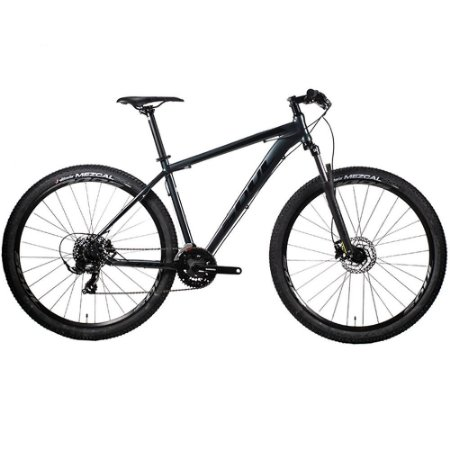 Bicicleta Soul SL129 MTB Aro 29 24v Freio Hidraulico Grafite