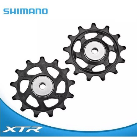 Roldanas Shimano Xtr 12v M9100-m9120 Original Shimano Par