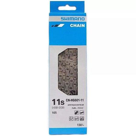 Corrente Shimano Hg601 11v 138 Elos CN-HG601-11 105
