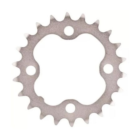 Engrenagem Shimano Deore M532 22t Bcd 64mm 9 Velocidades