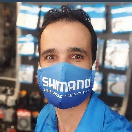 Mascara de Proteção Shimano Service Center - Un