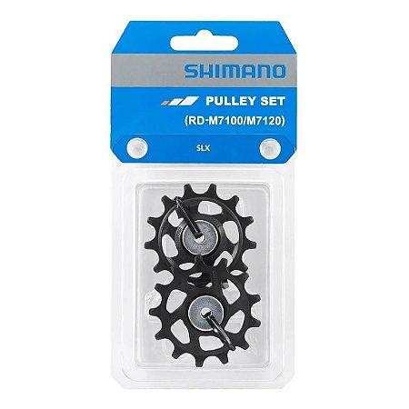 Roldana Câmbio Traseiro Shimano Slx M7100 M7120 12v Bike