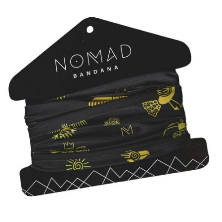 Bandana Nomad Balaclava Maia Mascara Bike Moto Corrida