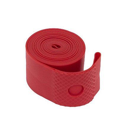 Fita Proteção Aro / Camara 29x25mm Tsw Vermelha Unidade
