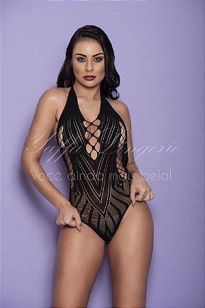 Body Rendado Yaffa Sexy y1060