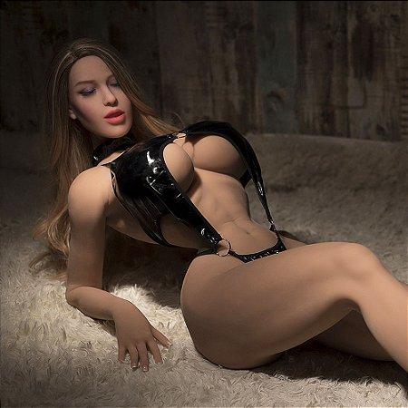 Boneca Realística Cabelos Longos - 1,68 Cyber Skin