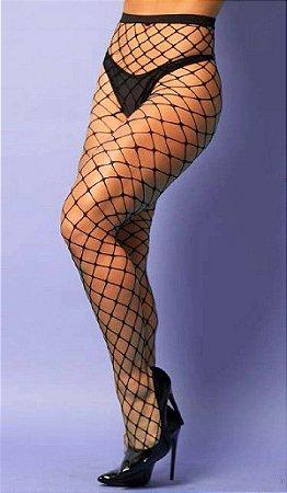Meia calça arrastão Y2009