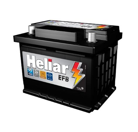 Bateria Heliar EFB 60Ah - HFB60HD