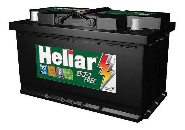 Bateria Heliar 70Ah – HG70PD – Original de Montadora