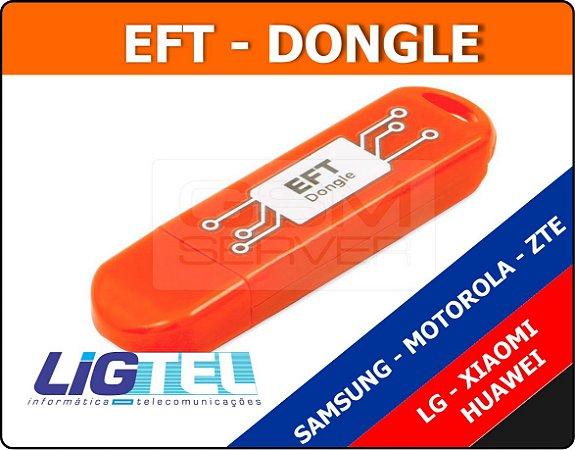 EFT Dongle + 30 Dias de Suporte Técnico Online Gratuito