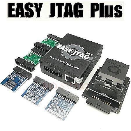 Easy Jtag Plus Full + Adaptadores + 30 Dias de Suporte Técnico Online Gratuito