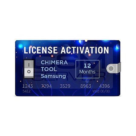 Ativação Chimera Tool Samsung (12 Meses)