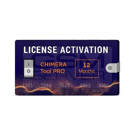 Ativação Chimera Tool PRO (12 Meses)