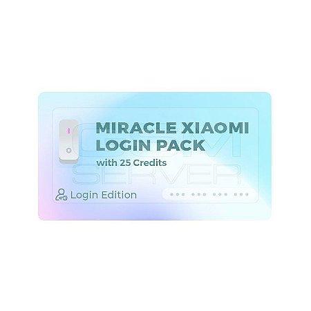 Miracle Xiaomi Tool Pack (Login Edition) com 25 créditos