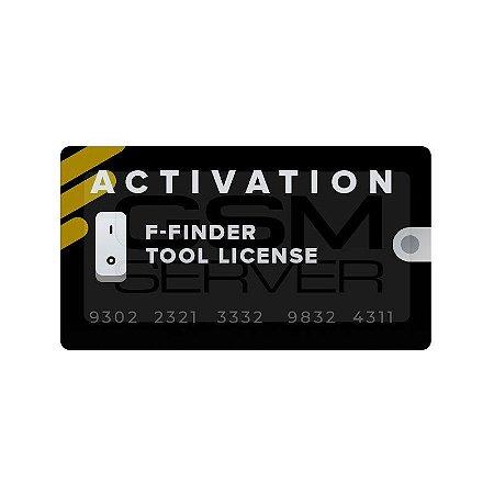 F-Finder - Licença / Ativação Online (Não requer dongle)