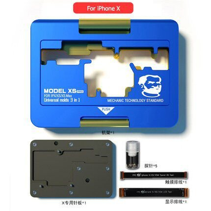 iSocket Mechanic para Iphone X